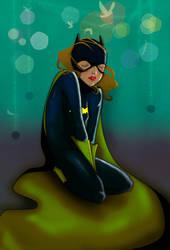 Batgirl by Brontinox