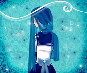 Sailor Mercury II by Brontinox