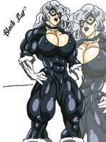 Black Cat 2!!! by camuskilller1904