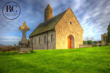 Saul Church by rosscaughers