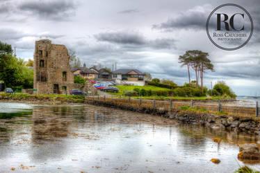 Sketrick Castle by rosscaughers