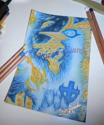 Fanart Friday_Marco the Phoenix by Rozen-Guarde