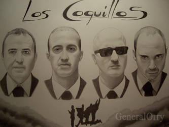 Los Coquillos 5 by GeneralOrry