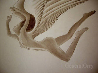 Angel 02 by GeneralOrry