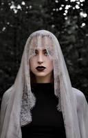 Dark lace by Jinialia