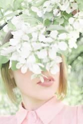 Spring flower by Jinialia