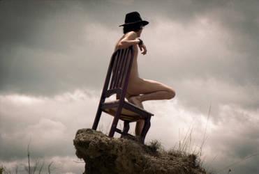 (hombre silla) by guambra-caremono