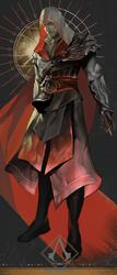 Ezio Auditore by yangngi