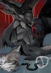 Dragon Age Fenris by yangngi