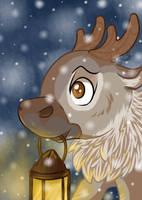Frozen_Print_1 by EllesDoodleBox