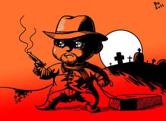 Django by ZombieToaster