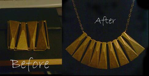Geometric Collar by Anariel-Erestor