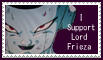 Lord Frieza Stamp by Neko-CosmicKitty