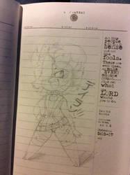 Little Sketches Part 2 : Whoa, Kinky by NeonMilkshakes