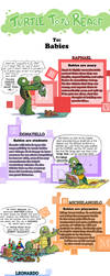 Turtle Tots React - Babies by Myrling