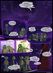 TMNT - Never give up hope (page 1) by Myrling