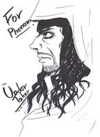 The Undertaker by Tapla