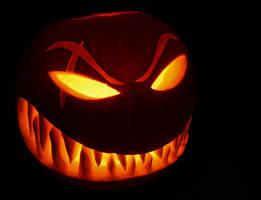 Wicked pumpkin by Rippah2