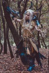 Kulve Taroth Armor (Monster Hunter World) by LAYER013Photography