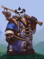 Pandapanda by lowly-owly