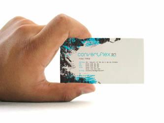 business card by paula88