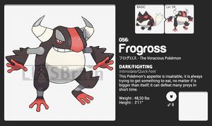 056: Frogross by LuisBrain