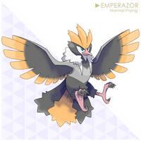 144: Emperazor by LuisBrain