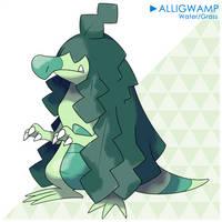 170: Alligwamp by LuisBrain