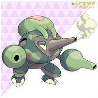 152: Noxibeet by LuisBrain