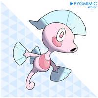 177: Pygmimic (Oceanic Form) by LuisBrain