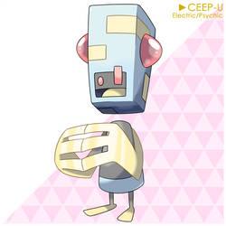 184: Ceep-U by LuisBrain