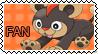 Litleo stamp 4 by Okami-Norino