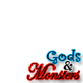 Gods and Monsters Logo by Okami-Norino