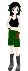 MMD Newcomer - CCC Female Treasure Hunter by CrimsonKingie