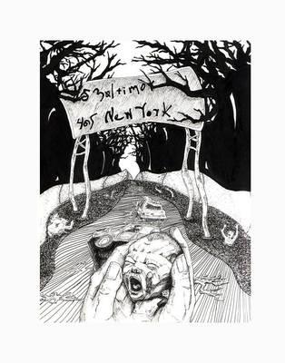 Illustration - Perception by WatermelonLove