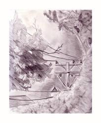 Illustration - Landscape by WatermelonLove