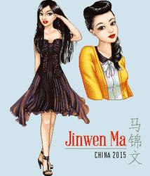 Jinwen Ma - MDI China 2015 by naminote