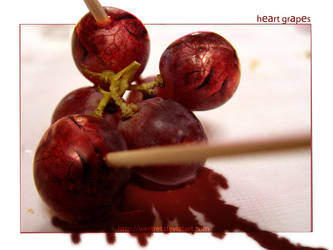 hEArt grApEs by wertret