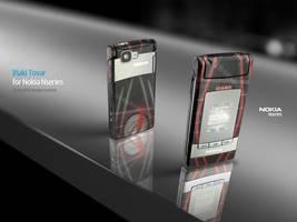 Nokia N76 Contest by wertret