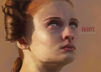 Sansa Stark by VikingSif
