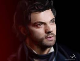 Vampire Hunter by VikingSif