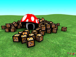 Mario love 1 (complete rework) by smashmethod