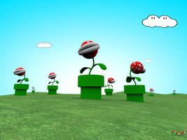 Mario love 3 by smashmethod