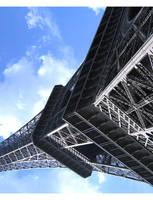 Tour Eiffel 2 by smashmethod