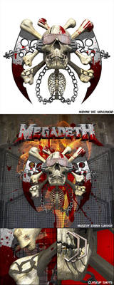 Rattlehead Redux by smashmethod