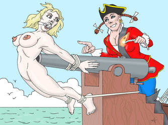 Dread Pirate Roberta Fired Up by AshBond