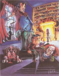 Stephen King by Jasonaut