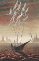The Ghost Sea by albertopitalua