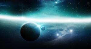 Lost in Space by JustinBarbette