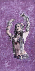 A Tribute to the Tribal Dance Queen Rachel Brice by ShaylyDauron